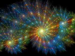 shamanic web fractal